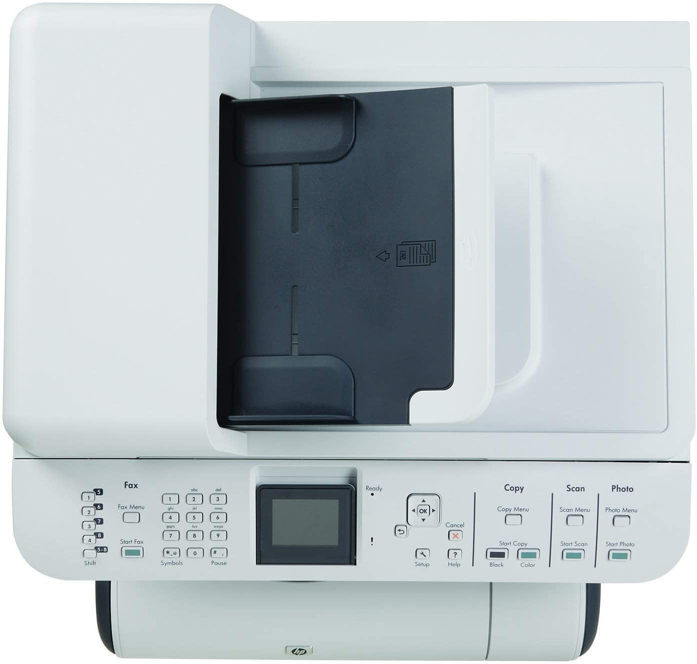 HP CM1312NFI Color LaserJet Printer (Renewed)