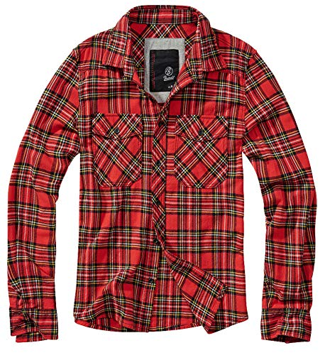 Brandit Check Shirt Tartan M