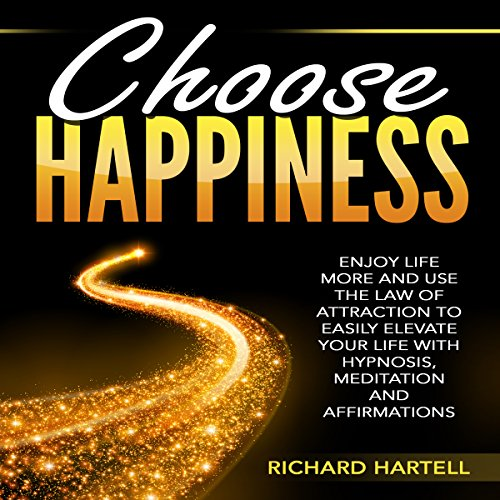 Choose Happiness audiobook cover art