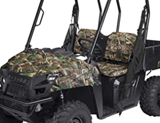 2005 Arctic Cat 400 4x4 Handmade Black Marine Grade ATV Seat CoverFIS Manual Handmade Black Marine Grade ATV Seat Cover