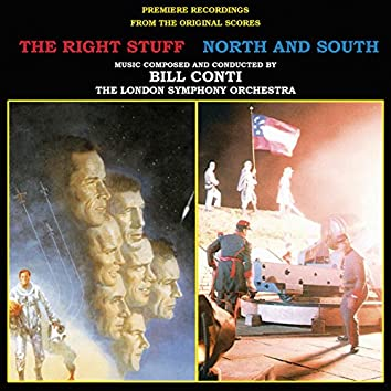 The Right Stuff / North And South (Original Motion Picture Scores)