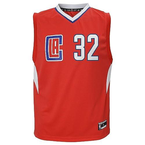 5812c9637fd Outerstuff NBA Boys Replica Player Jersey-