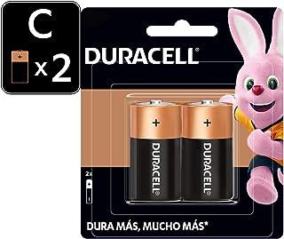 Pilha Alcalina C, Duracell