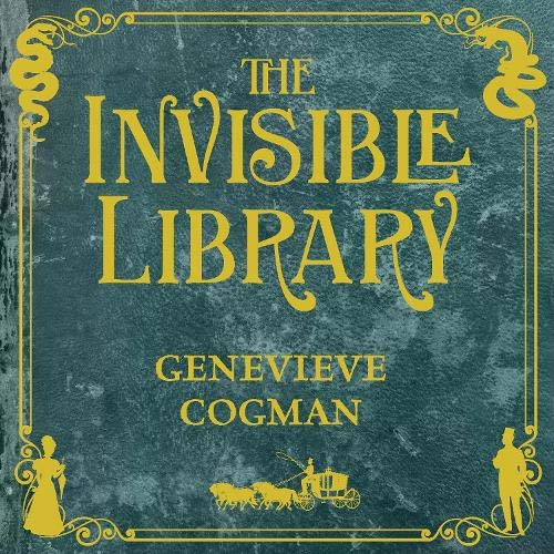 The Invisible Library Titelbild