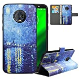 LFDZ Compatible with Moto G6 Case/Moto G (6th Generation)