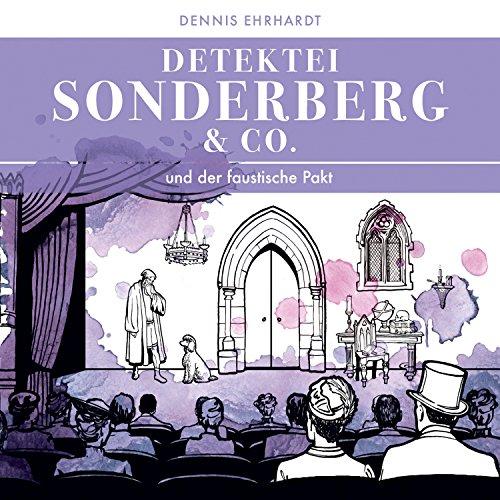 Sonderberg & Co. und der faustische Pakt cover art