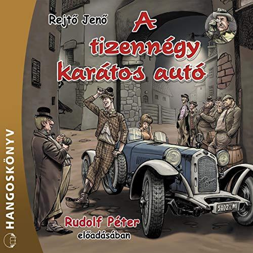 A tizennégy karátos autó cover art