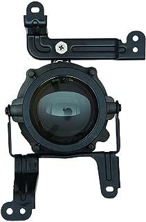 CarLights360: Fits 2015 2016 2017 2018 KIA SEDONA Fog Light Assembly Driver Side w/Bulbs - (NSF Certified) Replacement for KI2592144