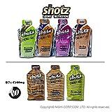 shotzショッツエナジージェル(カーボショッツ)バラエティー 7種類セット