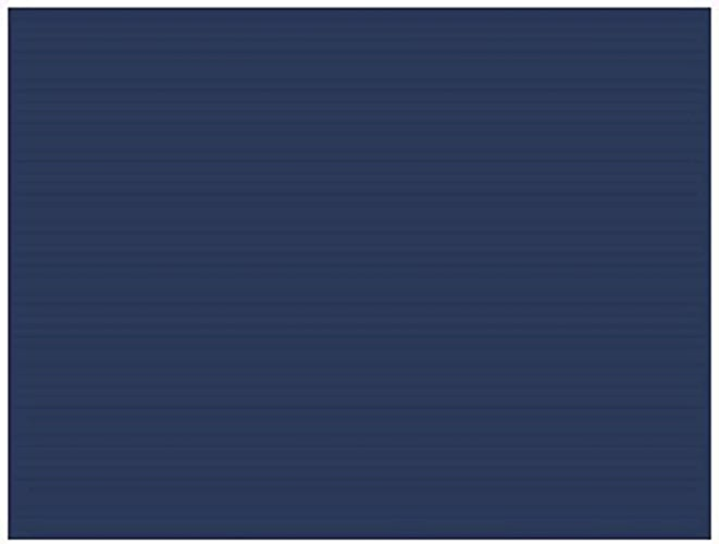 Bateau Vernis Bateau couleur RAL 5003brillant, bleu saphir