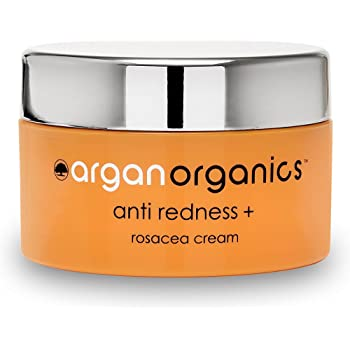 Amazon Com Arganorganics Anti Redness Rosacea Cream