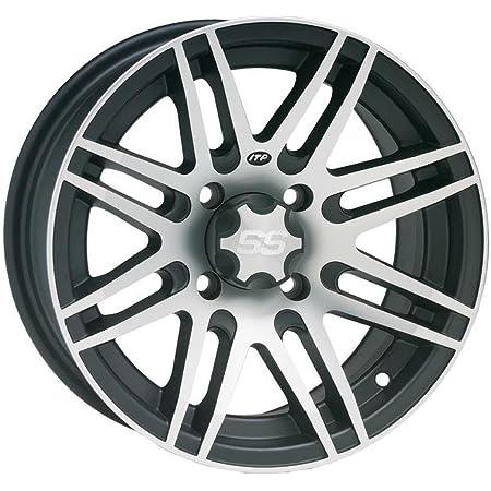 I.T.P. ITP SS212 Wheel Machined 12x7-4+3 Offset 4//156 1228366404B
