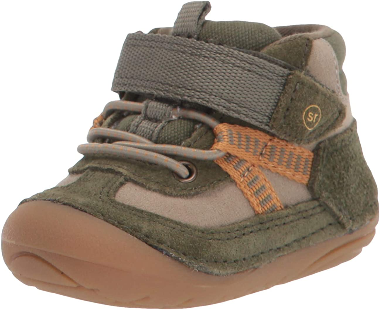 Direct stock discount Stride In a popularity Rite Kids' Soft Fashion Atticus Boot Motion