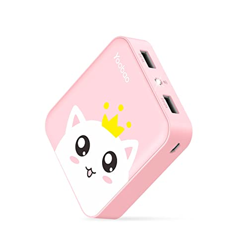 fda374936 Yoobao Portable Charger 10000mAh Cute Power Bank External Battery Pack Powerbank  Cell Phone Battery Backup with