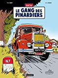 Une aventure de Jacques Gipar T1 - Le gang des pinardiers