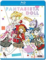 Fantasista Doll: Complete Collection/ [Blu-ray]