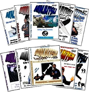 Shinobi Science Black Belt preparation DVD Set