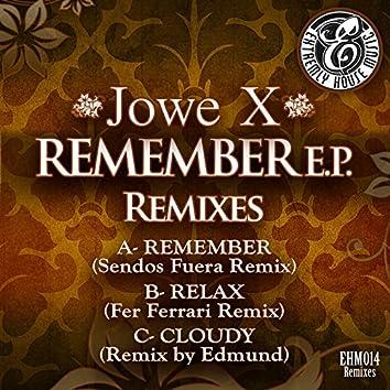 Remember E.P. (Remixes)
