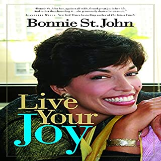 Live Your Joy audiobook cover art