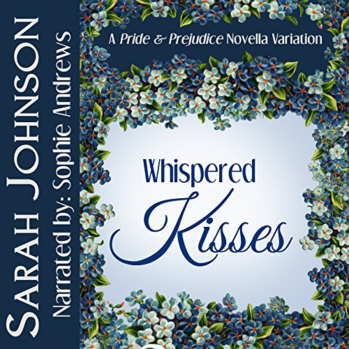 Whispered Kisses audiobook cover art