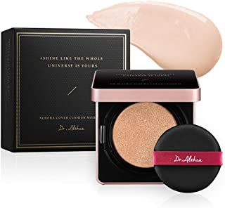Dr.Althea Aurora Cover Cushion Moisture (23 Sand), SPF 50+/PA +++ - Refill Included (23 Sand)