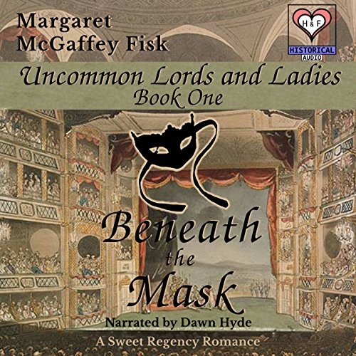 Beneath the Mask audiobook cover art