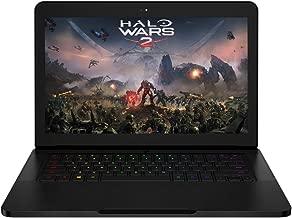 Razer Blade RZ09-01953E72 14.0in Widescreen Renewed Standard Laptop - Intel Core i7-7700HQ 2.80GHz, 16GB RAM, SATA 2.5in 512GB SSD, No Optical, Windows 10 Home 64-Bit - Webcam - Bluetooth