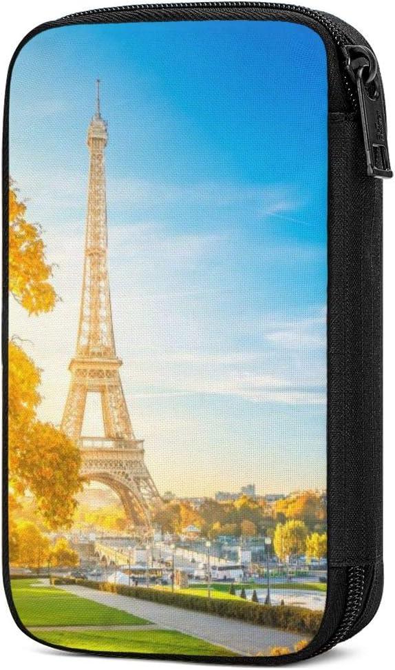 Osvbs View of Eiffel Max 46% OFF Landmark Sunrise Fall Organi Electronics at Max 47% OFF