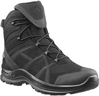 Haix Black Eagle Athletic 2.1 GTX Mid/Black Design optimisé - des Chaussures Robustes pour Le Travail et Les Loisirs