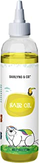 D Darlyng & Co Hair Growth Oil for Kids | Gentle and Safe for Sensitive Skin | 4 Oz