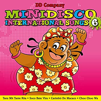 Minidisco International Songs 6