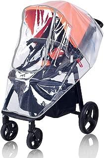 Newin Star Regen,-Schicht Regenschutz f/ür Tragetaschen Baby-Kinderwagen//Buggy//Kinderwagen//St/ühle Schutz gegen Wasser und Wind Universal