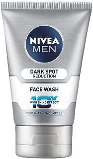 4 x Nivea Men Dark Spot Reduction Face Wash (10X whitening) - 50ml