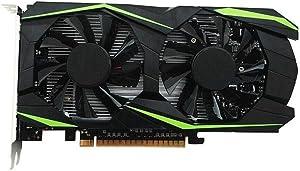 YeBetter Professional GTX1050TI 1GB DDR5 Card Green 128Bit DVI VGA GPU Game Video Card for PC Gaming