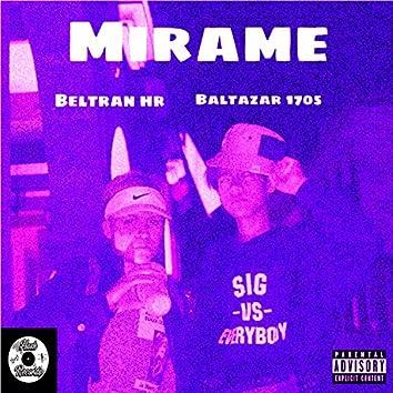 Mirame (feat. baltazar)