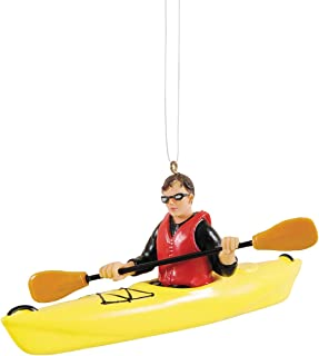 Kayaking Ornament