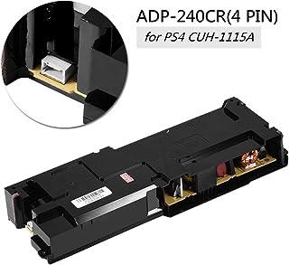 Reemplazo ADP-240CR Unidad de Fuente de alimentación de 4 Pines para Sony Playstation 4 PS4 Serie CUH-1100A