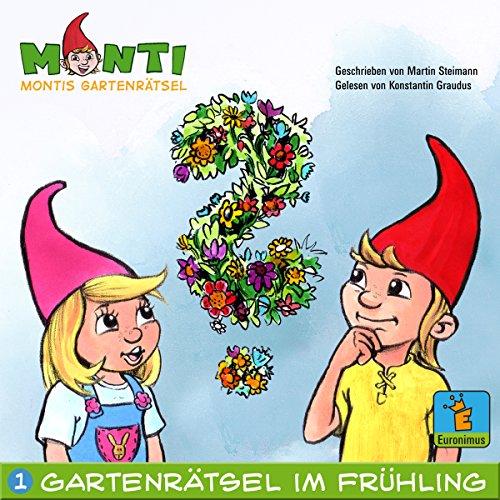 Montis Gartenrätsel im Frühling Titelbild