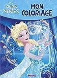 Disney La Reine des Neiges - Mon coloriage