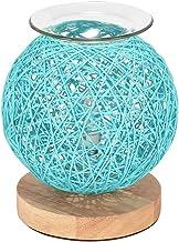 HaavPoois Romantisch Nachtlampje, Creatieve INS Wind Sterrenhemel Tafellamp Slaapkamer Nachtkastlamp Fantasy Rotan Ball Ma...
