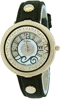 Charisma Casual Watch for Women, Analog, Leather B and - C6649