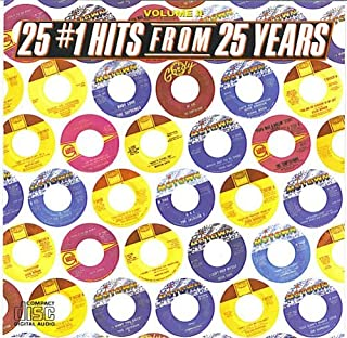25 #1 Hits From 25 Years: Volume 2