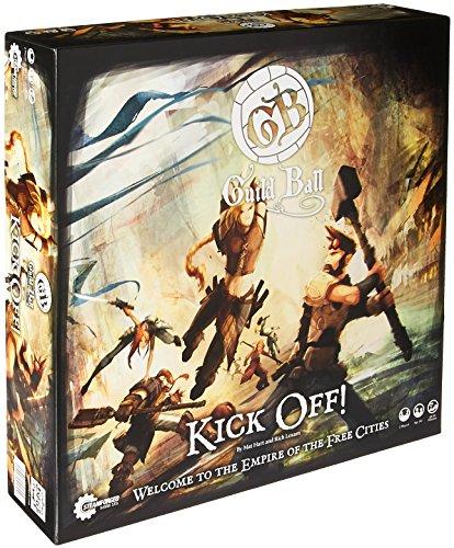 Guild Ball: Kick Off! 2 Player Starter Set