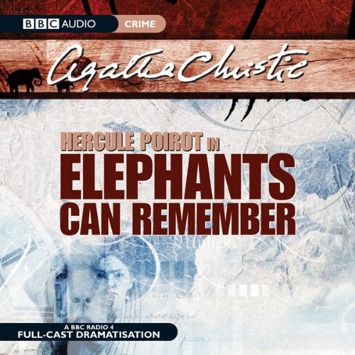Elephants Can Remember (Dramatised) audiobook cover art