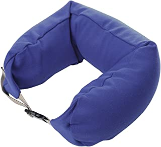 U-Shaped Pillow Multi-Function Portable U-Shaped Pillow Outdoor Travel Neck Pillow Adult Nap Pillow Multi-Functional Pillow DWWSP (Color : E)