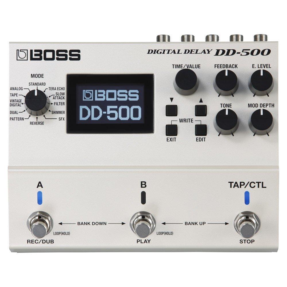 リンク:DD-500 Digital Delay