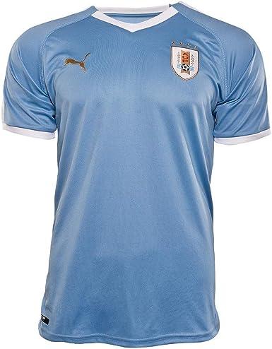 PUMA Uruguay 2019-20 Home Jersey