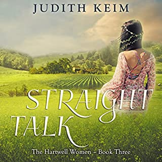 Straight Talk audiobook cover art