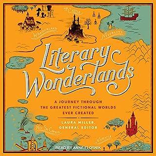 Literary Wonderlands audiobook cover art