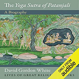 The Yoga Sutra of Patanjali audiobook cover art